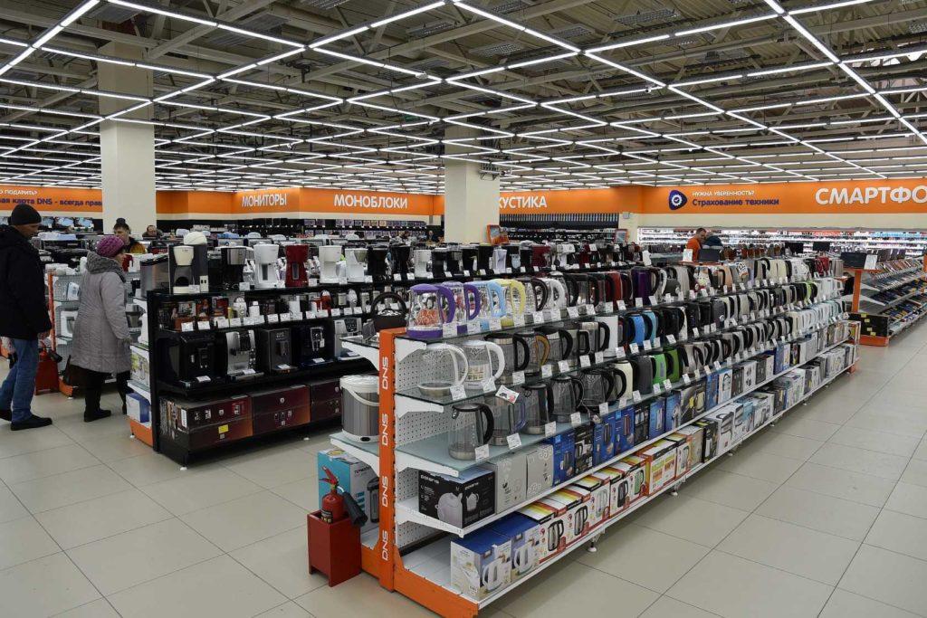 DNS Цифровой супермаркет