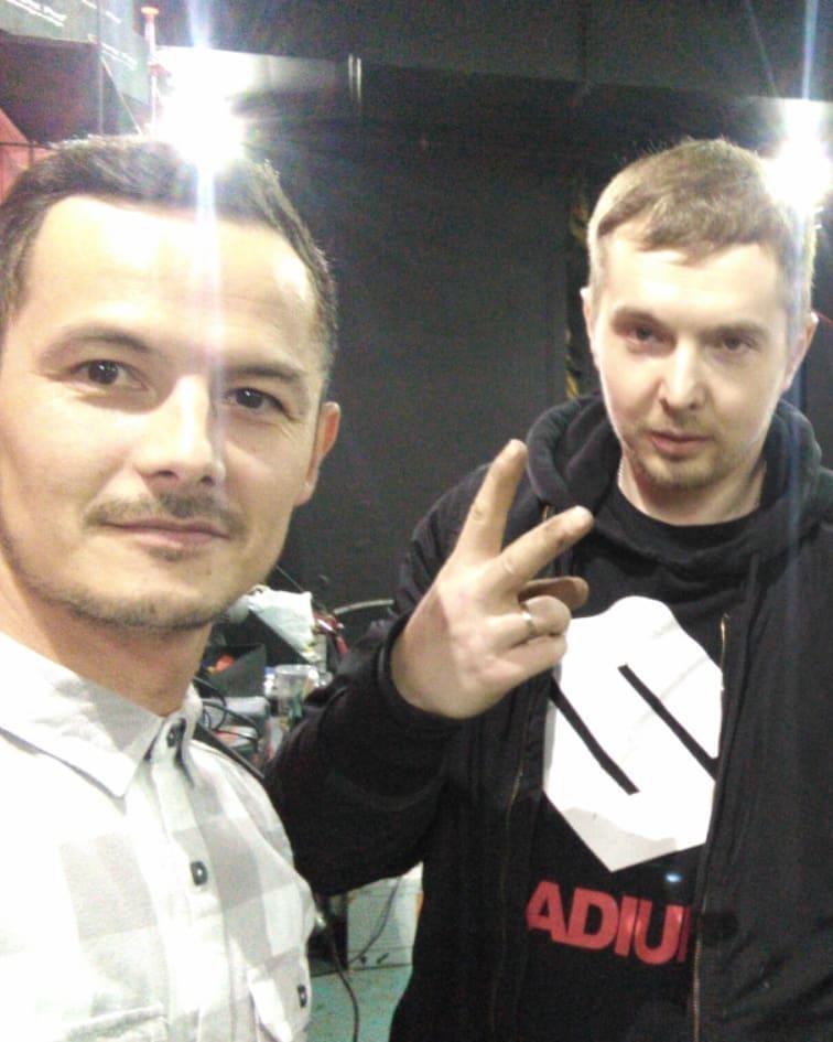 Равшан Зайнуллин и Максим Maxproauto фото