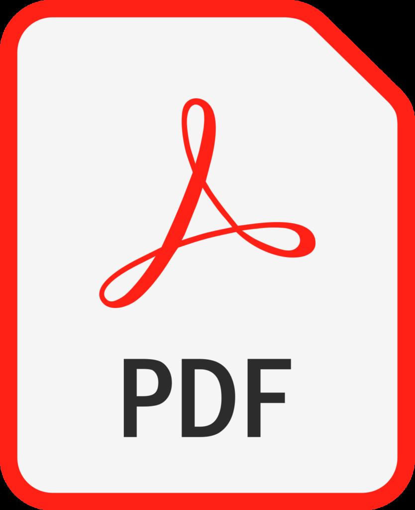 Картинка PDF-документ